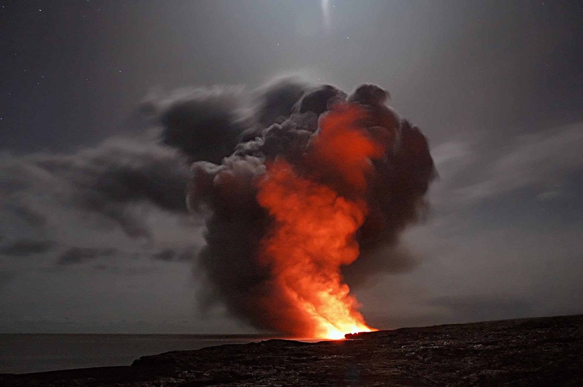 Bild Vulkan